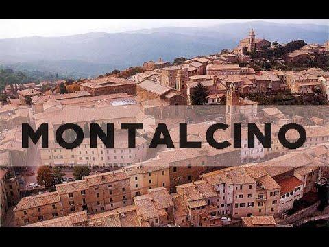 VLOG #4 MONTALCINO, ITALIA
