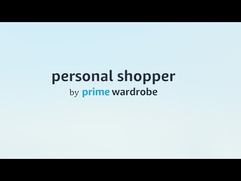 Try Before You Buy With Prime Wardrobe