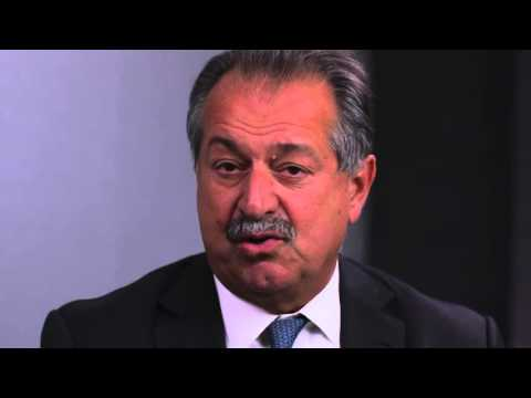 Dow Chemical Company Chairman & CEO Andrew N. Liveris on Workforce Challenges in Manufacturing