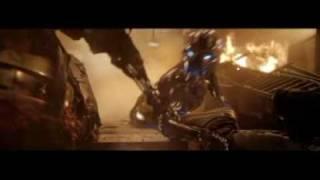 Terminator 3 T-850 VS. T-X part 2