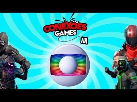 Conexões Games Brasil - Campeonato Presencial de Fortnite