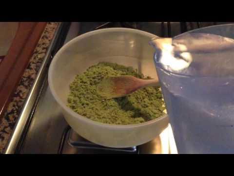 tutorial come preparare la cassia obovata ( henné neutro )