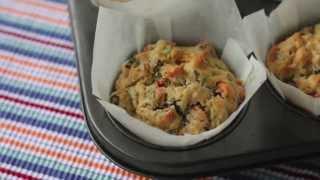 How To Make Savoury Muffins Recipe