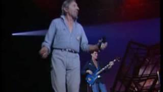 Serge Gainsbourg - L'homme à tête de chou - live Zenith '88