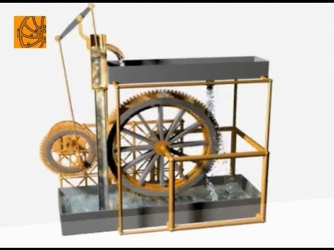 Mechanical device perpetual motion