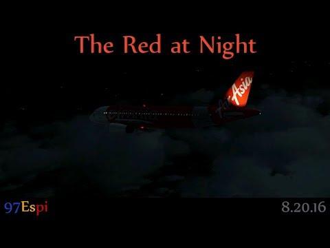 FS VATSIM Flight + ATC Manila Takeoff 08.20.16 AirAsia Philippines A320