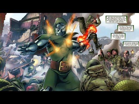 Supervillain Origins: Doctor Dooms (Redux)