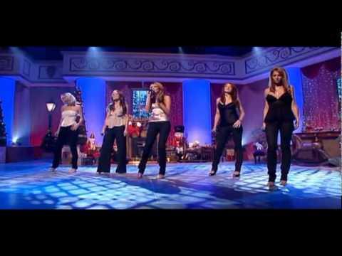 Girls Aloud - See The Day (Paul O'Grady Show 2005)