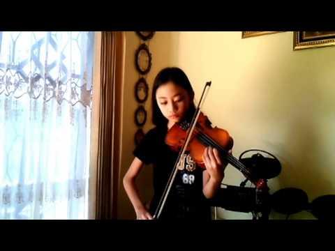 Coldplay Viva La Vida Violin Cover _  Aciw Alexa