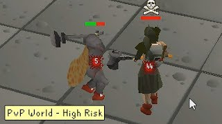 I spent 2 weeks tricking high risk pkers