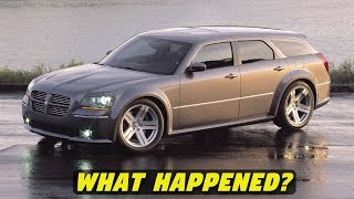 Dodge Magnum - History, Major Flaws, & Why It Got Cancelled (2005-2008)