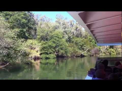Boat Trip up the Ord River, Western Australia