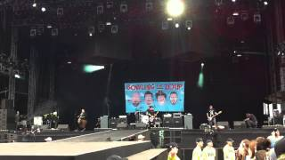 Bowling For Soup - 1985 - Download Festival 2014