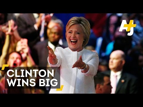 Hillary Clinton's Super Tuesday Win