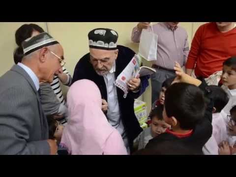 Uzbek American Association of Chicago celebrates Eid al-Adha