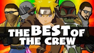 The BEST of The Crew! - Funny Moments Gaming Montage! (Part 3)