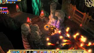 Titan Quest Immortal Throne - Elementalist 68 lvl