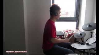 Cho Yong Pil/조용필: Bounce/바운스 [Drum Cover] - Watch in HD!