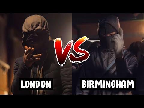 UK DRILL: LONDON VS BIRMINGHAM (PART 2)