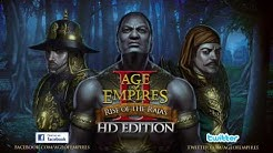 Age of Empires II HD: Rise of the Rajas Official Trailer