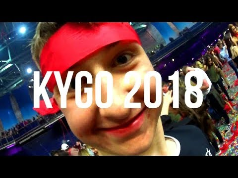 TRAVELLING 200KM! for ONE SONG-KYGO 2018
