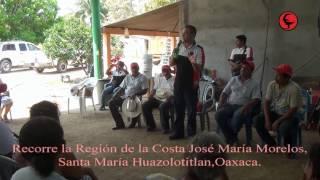 La Fundación Carlos Sarabia A  C  Presente José María Morelos, Oaxaca