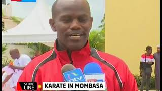 Karate championships take place in Mombasa | #KTNScoreline