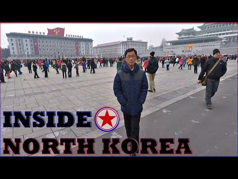 North Korean Tells Me to Delete Photos *Deleted Censorship*