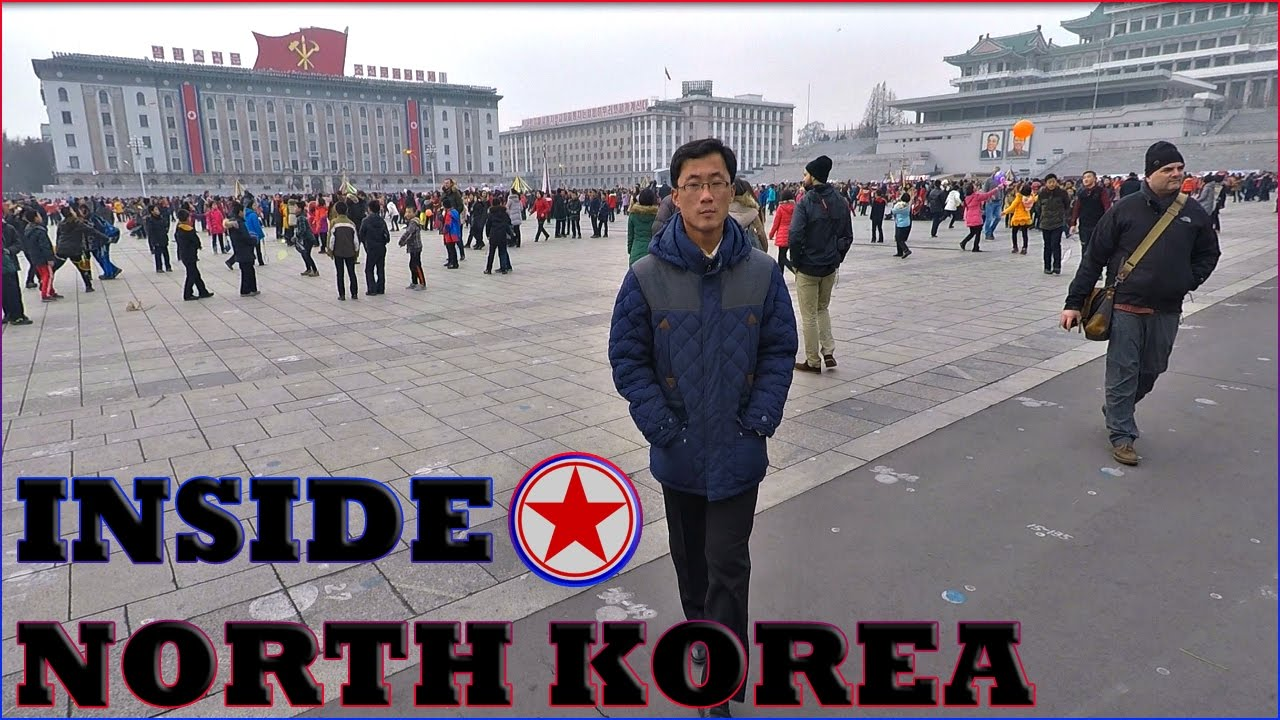 North Korean Tells Me to Delete Photos *Deleted Censorship ...