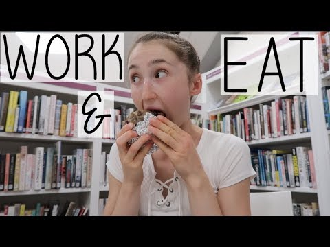 WHAT I EAT IN A DAY VEGAN | MEDICINE WORK EXPERIENCE DAY IN THE LIFE VLOG