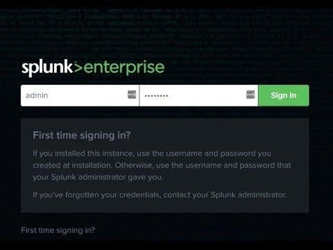 Splunk Enterprise With Cisco ISE