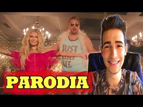 J-AX & FEDEZ - SENZA PAGARE | PARODIA