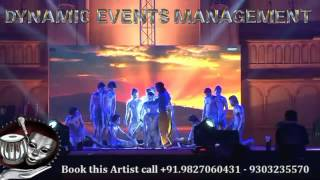 Prince Dance Troupe Krishna Act Indian Wedding, Corporate, Cultural Events Book Contact