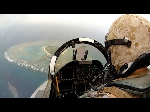 Marine Hornets in Action!