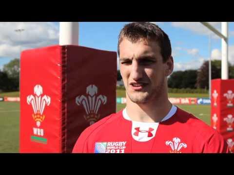 Sam Warburton (2011 RWC WRU Wales Captain) - 10 Quick fire questions