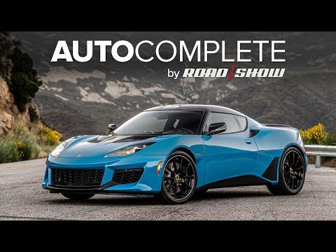 AutoComplete: Lotus Evora GT to hit the US, Pagani Huayra Roadster BC looks bonkers, Supra news