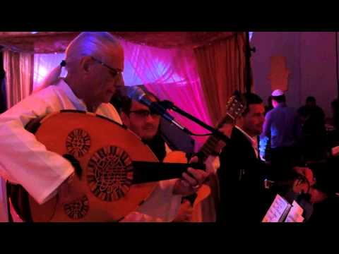 Moroccan Band and Singer - Moroccan Henna Oud, Darbuka, Gypsy Guitar