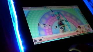 Player : かんぱり@DCRG Project Diva Arcade が韓国でロケテスト中で...