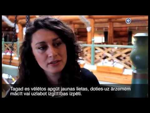 My Experience. University of Latvia | Grazia Tafuni