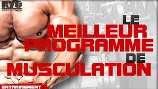 Le MEILLEUR programme de musculation ?