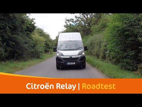 2019 Citroën Relay Review - In-Depth Roadtest | Vanarama.com