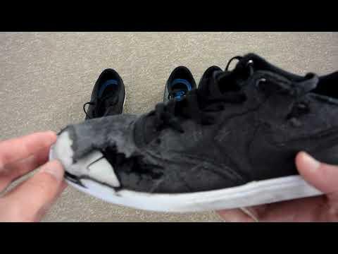 przytulnie świeże nowy haj dostępność w Wielkiej Brytanii Nike SB Check Solar Canvas Skate Shoe Review (2 Pairs, 2 ...