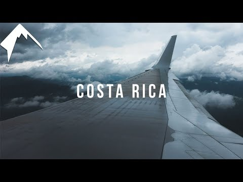 ARRIVING IN SAN JOSE COSTA RICA