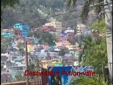 Destination Pétion-ville (haiti)