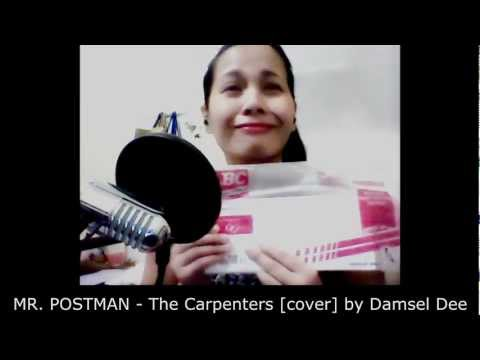 PLEASE MR POSTMAN - The Carpenters [Instrumental/Karaoke cover] by Damsel