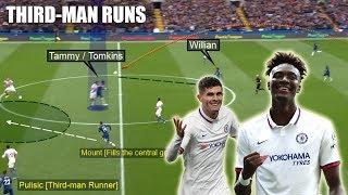 Chelsea amp Third-Man Runs  Possession at High Speed
