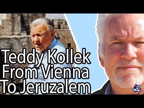 Teddy Kollek - Van Wenen Naar Jeruzalem (preview)