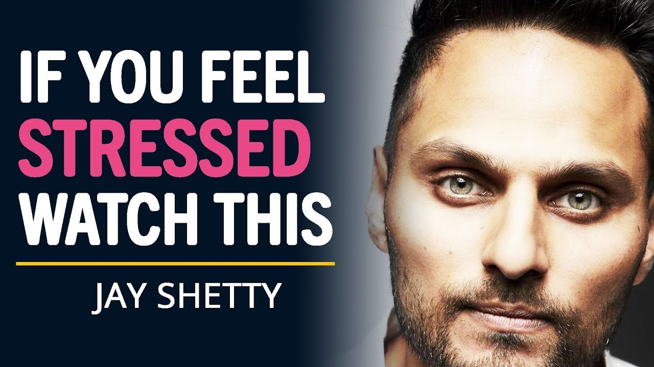 Download WATCH THIS If You Feel STRESSED & STUCK In Life | Jay Shetty Inspiration