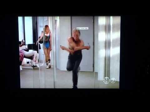 Tough Guys (1986): Gym scene