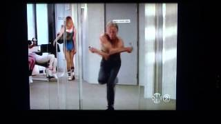 Tough Guys (1986): Gym scene